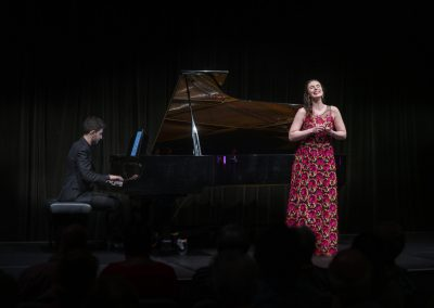 Alexandra Flood, Alex Raineri, Opera Queensland